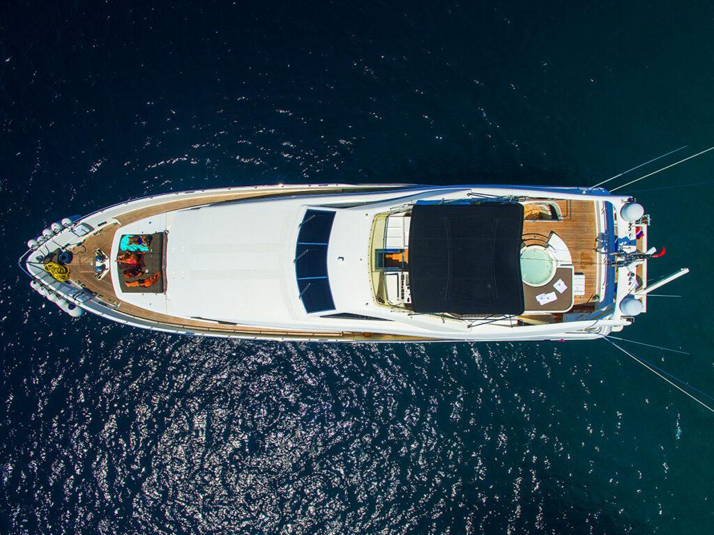 bodrum yacht fotoğraf çekimi